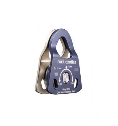 Rock Exotica Poulie Mini Machined Simple - Standard