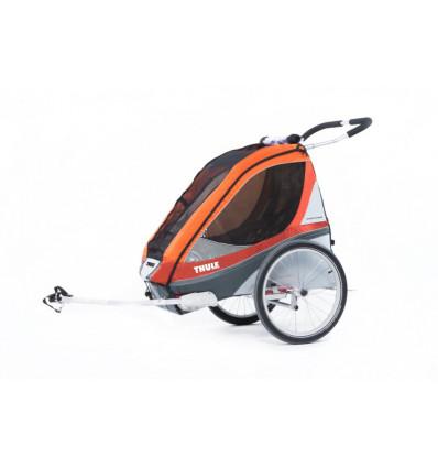 Thule Corsaire1 Abricot Modele 2014 Kit Velo Inclus