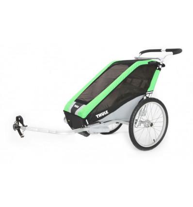 Thule Cheetah1 Modele 2014 Vert Kit Velo Inclus