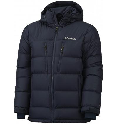 Vestes hiver Doudoune Alaskan II à capuche Columbia - AlpinStore