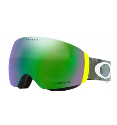 Masque de Ski FLIGHT DECK™ XM PRIZM™ Oakley (Tranquil flurry retina - Prizm snow jade iridium)