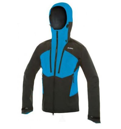 Winter jackets Alpine Jacket Revolt Jacket - black / blue - AlpinStore