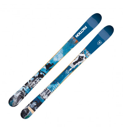 Piste / All mountain Ski Prodigy 0.5x Blue Faction (enfant) - AlpinStore
