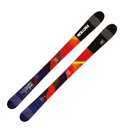 Ski Prodigy 0.5 Orange Faction (enfant)