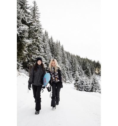 Veste De Ski Protest Risto Snowjacket True Black par