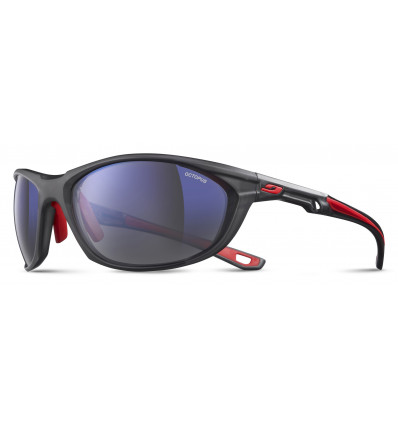 Nautical Glasses Julbo Race 2.0 Nautic Sunglasses (Noir translucide / orange / octopus) - AlpinStore