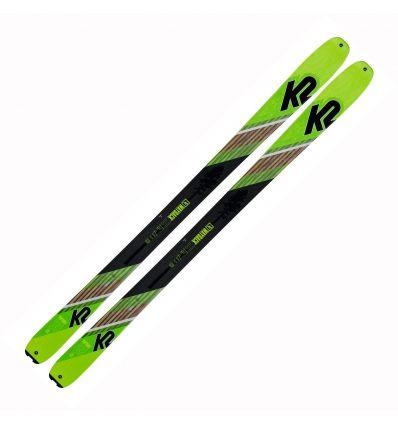 Skis de randonnée K2 Wayback 88