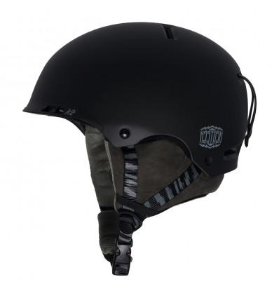Casque de ski K2 Stash (Black)