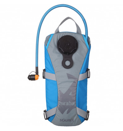 Sac Mode & Street Sac hydratation Durabag Pro 2L Source (Grey/Lt Blue) - AlpinStore