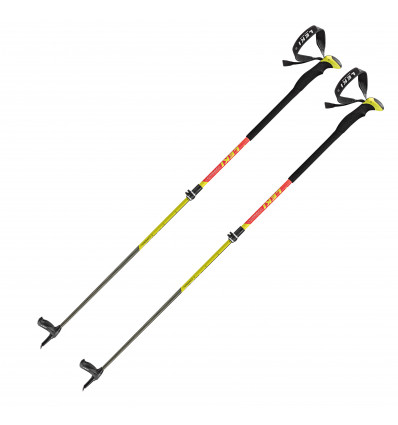 Touring ski Leki Aergonlite 2 Carbon - AlpinStore
