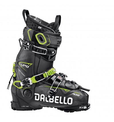 Chaussures Dalbello Lupo Ax 90 Uni (Black/black) - AlpinStore