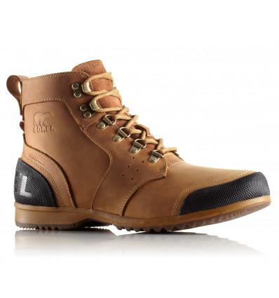 Chaussure mi montante Ankeny Sorel (Grizzly Bear, Maple)