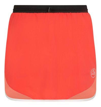 La Sportiva Comet Skirt (Hibiscus/Flamingo) woman