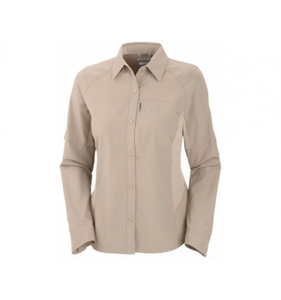 Chemise Manches Longues Columbia Silver Ridge Femme (fossil)