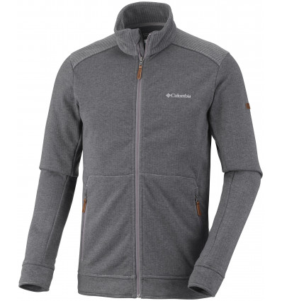 Polaires / Softshells Veste polaire Harder Edge full zip Columbia - AlpinStore