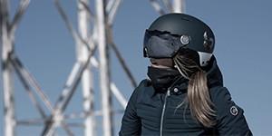 Helmets, Ski Goggles