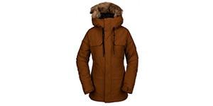 Ski jacket woman